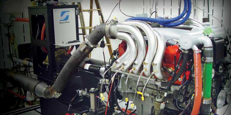 mengukur performa engine dengan engine dynamometer