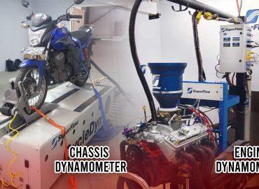 dua jenis mesin dynamometer