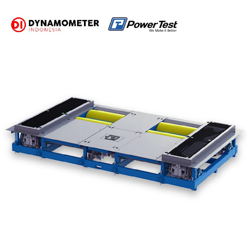 CF21M-Motorized Chassis Dyno