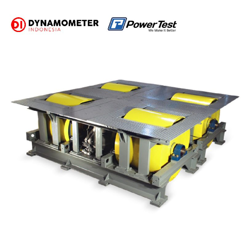 CF42 Chassis Dynamometer