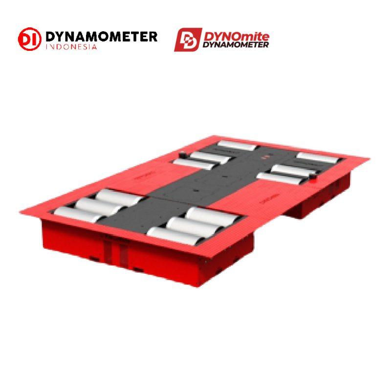 hd tri-axle dynamometer