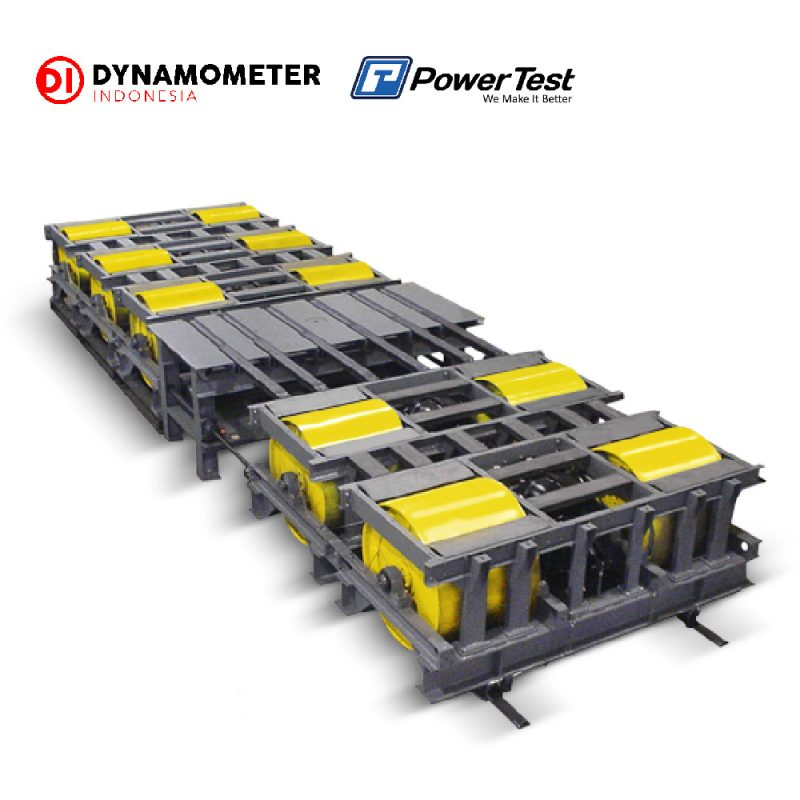 Multi Axle Chassis Dynamometer